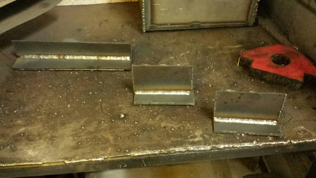 Three great welds